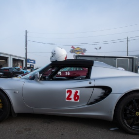 LOONY track day, June 2019
